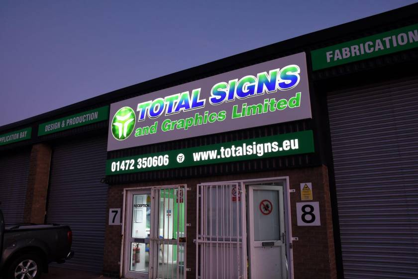 Total Signs and Graphics brings expansion forward with double investment from i-Sub